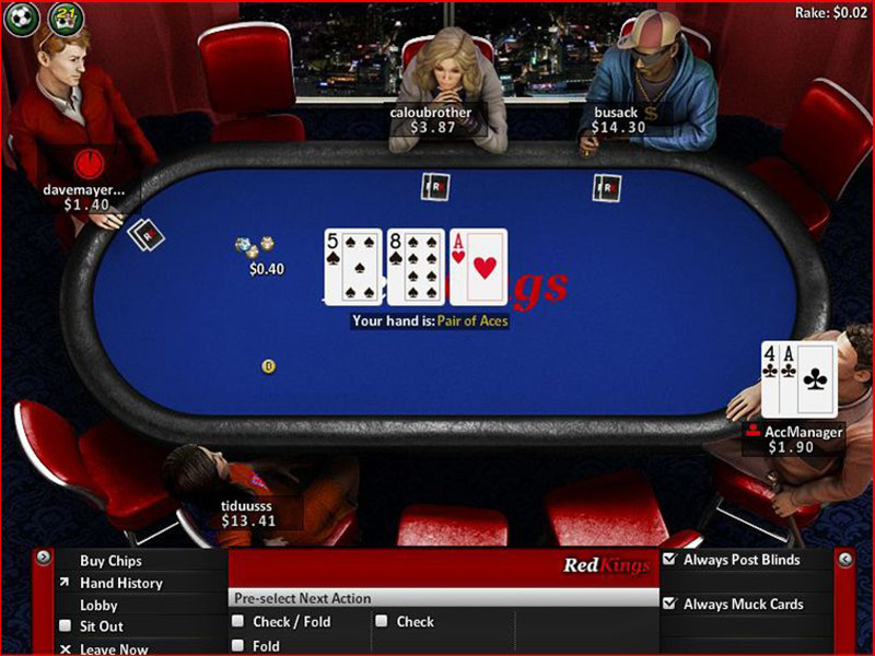 Redkings Poker1