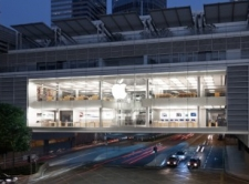 Hong Kong's IFC Mall Apple Store