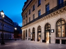 Paris' Opera Apple Store