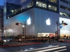 Tokyo's Ginza Apple Store